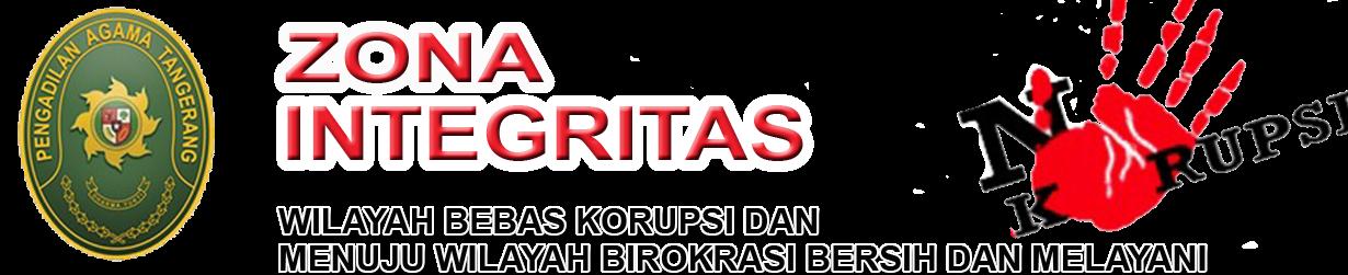 Zona Integritas Pengadilan Agama Tangerang